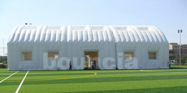 White Color Inflatable Marquee Tent For Wedding