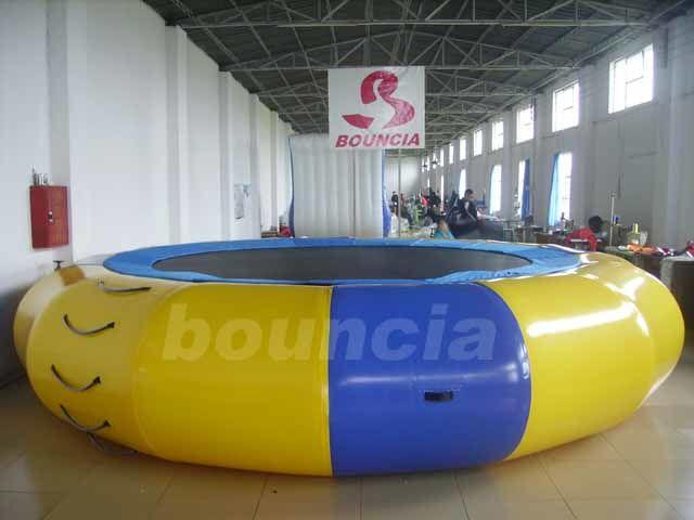 5m durchmesser aufblasbare schlag plattform f r sport spiele for Pool 3m durchmesser aufblasbar